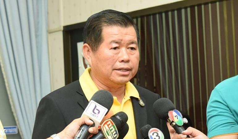 นายนิพนธ์ บุญญามณี รัฐมนตรีช่วยว่าการกระทรวงมหาดไทย
