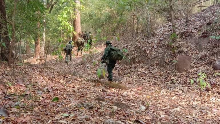 ภาพ:เขตรักษาพันธ์ุสัตว์ป่าอุ้มผาง