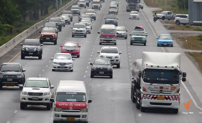 สถิติชี้รถตู้โดยสารเกิดอุบัติเหตุสูงสุด 2 ปีซ้อน