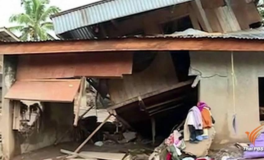 พายุเท็มบินถล่มฟิลิปปินส์ คร่าชีวิตแล้ว 180 คน