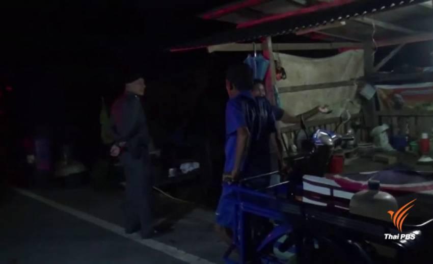 ตร.พัทลุงตรวจเข้ม หลังผู้ประสบภัยน้ำท่วมถูกขโมยจักรยานยนต์