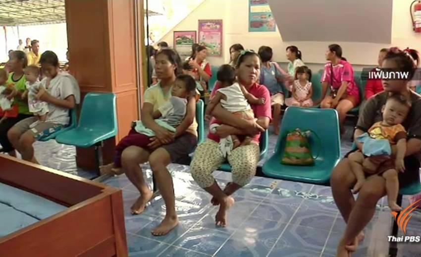 เด็กไทยเตรียมฉีดวัคซีนโรคเยื่อหุ้มสมองอักเสบฟรีปี 62