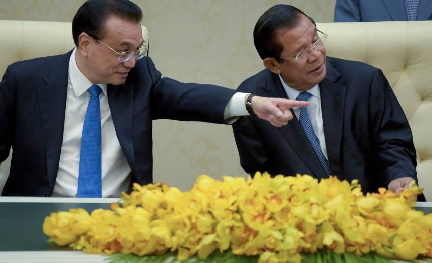 จีนไม่ใช่คนแปลกหน้าในลุ่มน้ำโขง