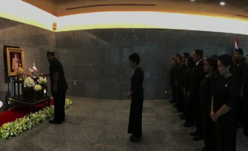 สถานเอกอัครราชทูตไทยในต่างประเทศร่วมจัดพิธีบำเพ็ญกุศล