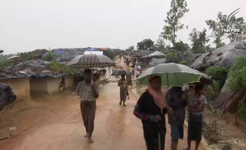 คาดโรฮิงญา 1 ล้านคนอพยพเข้าบังกลาเทศในสิ้นปีนี้