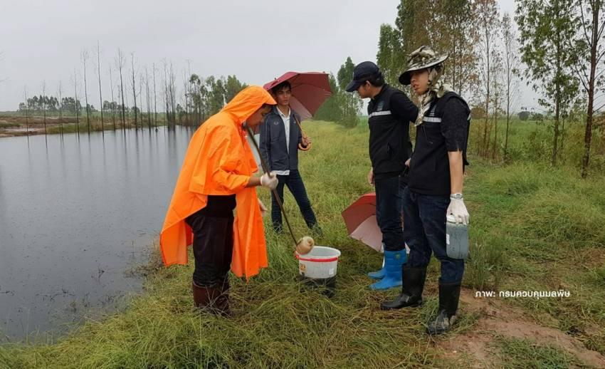 ปิดโรงงานน้ำเสียเอทานอลทะลักชุมชน 45 วัน-คพ.ประเมินเส้นทางห่วงลงแม่น้ำท่าจีน