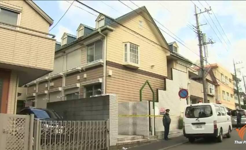 ตร.รวบหนุ่มญี่ปุ่น ต้องสงสัยฆ่าหั่นชิ้นส่วน 9 ศพ