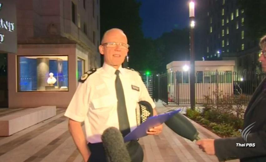 ตร.อังกฤษใช้เวลา 8 นาที ระงับเหตุก่อการร้าย 2 จุดใจกลางกรุงลอนดอน