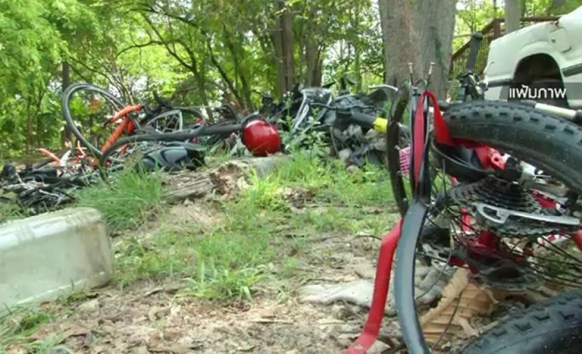 ศาลพิพากษาจำคุก 2 ปี คดีนศ.ชนนักปั่นจักรยานเสียชีวิต 3 คน