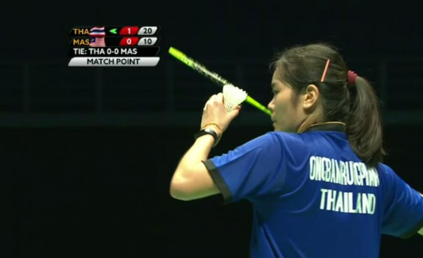 แบดมินตันทีมหญิงไทย ชนะ มาเลเซีย 3-1 คู่ คว้าเหรียญทองซีเกมส์