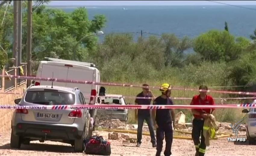 ตำรวจสเปนสกัดแผน เครือข่ายก่อการร้ายก่อเหตุโจมตีในเมืองบาร์เซโลนา