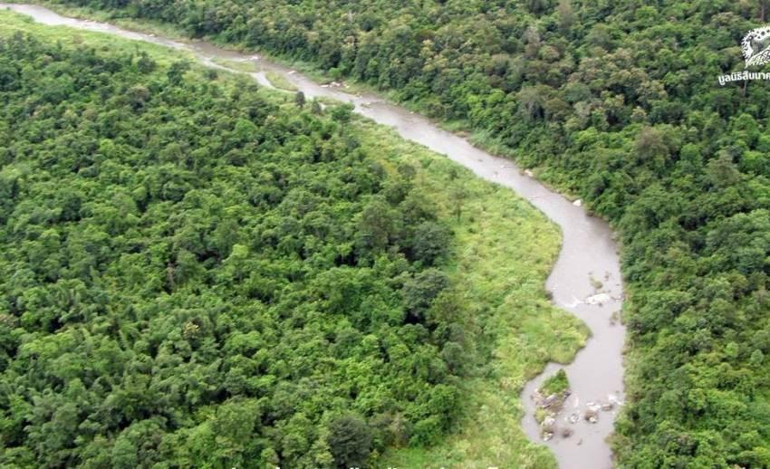 มูลนิธิสืบนาคะเสถียร กางแผนที่ป่าหาย 6.5 หมื่นไร่