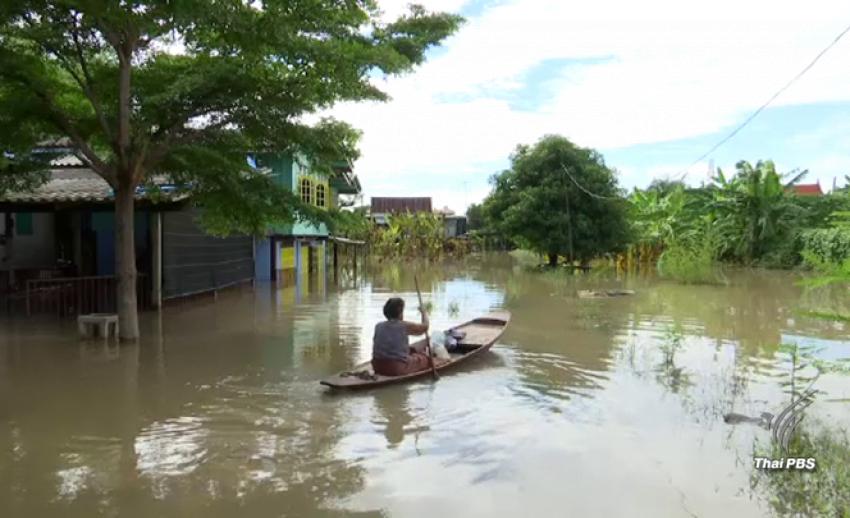 เตือนภาคกลางเสี่ยงน้ำท่วมใกล้เคียงปี 2549