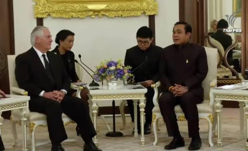 สหรัฐฯ กดดันรัฐบาลไทยจัดการเกาหลีเหนือ