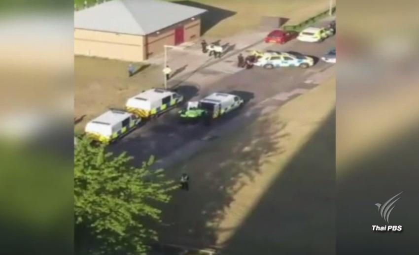 ตำรวจอังกฤษจับผู้ต้องสงสัยโยงระเบิดแมนเชสเตอร์แล้ว 7 คน