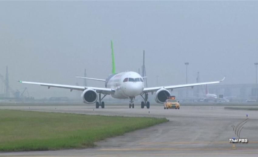 จีนทดสอบเครื่องบินโดยสารผลิตเองลำแรก