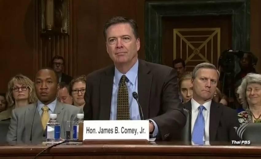 """ทรัมพ์ ไล่ออก """"ผอ.FBI"""" ชี้ทำงานไร้ประสิทธิภาพ"""