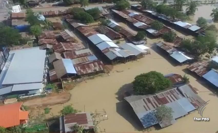 เชียงใหม่-สุโขทัย-พิจิตร น้ำท่วมยังวิกฤต
