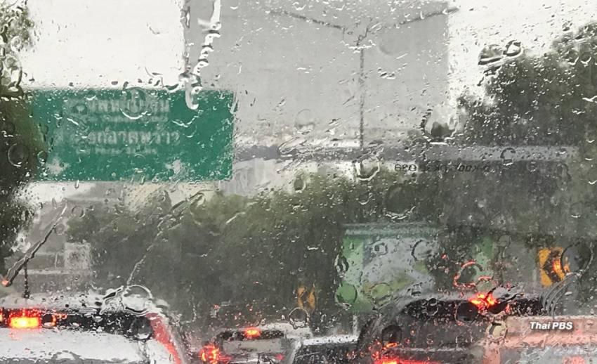 ข่าวดีภาคเหนือ-ภาคกลางฝนลดลงร้อยละ 60 ของพื้นที่