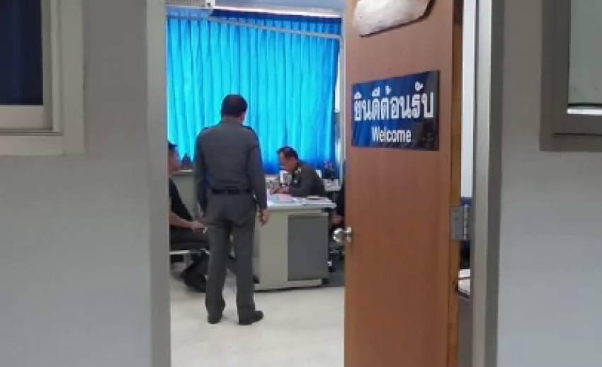 """เร่งสอบ """"ดาบตำรวจ"""" ปล่อยเยี่ยมผู้ต้องหายามวิกาล ก่อนหลบหนี"""