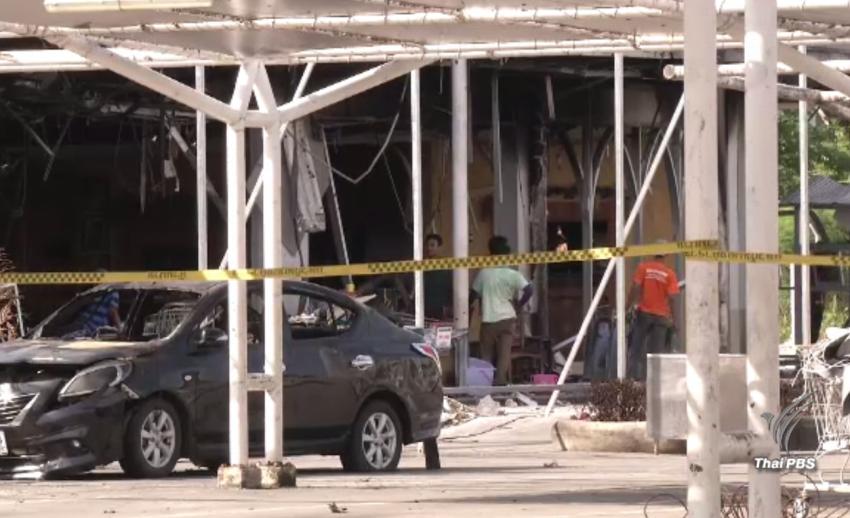 คาดออกหมายจับเพิ่มกรณีระเบิดห้างบิ๊กซีปัตตานี