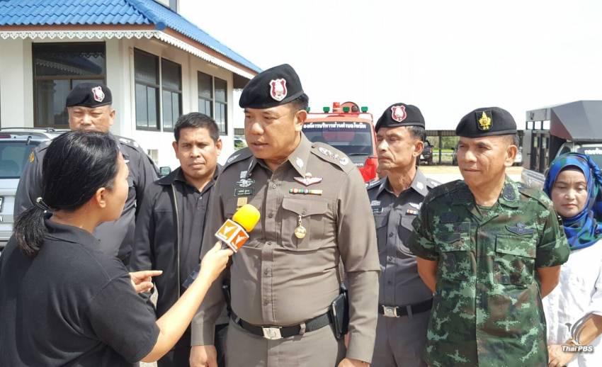 ตำรวจสั่งเฝ้าระวังเหตุระเบิดรถยนต์ 3 จังหวัดชายแดนใต้