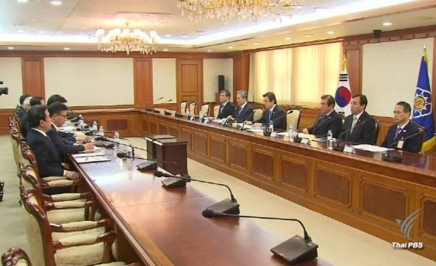 นายกฯ เกาหลีใต้ สั่งกองทัพเตรียมรับมือภัยคุกคามจากเกาหลีเหนือ