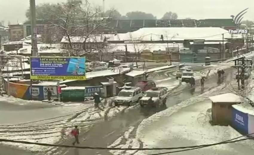 หิมะถล่มในอัฟกานิสถาน-ปากีสถาน เสียชีวิตกว่า 100 คน