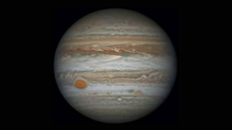 """8 เม.ย.นี้สดร.ชวนชม """"ดาวพฤหัสบดี""""ใกล้โลกที่สุด 667 ล้านกิโลเมตร"""