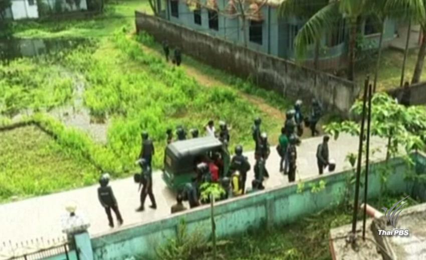 เกิดเหตุระเบิด 2 ครั้งซ้อนในบังกลาเทศ เสียชีวิตอย่างน้อย 6 คน