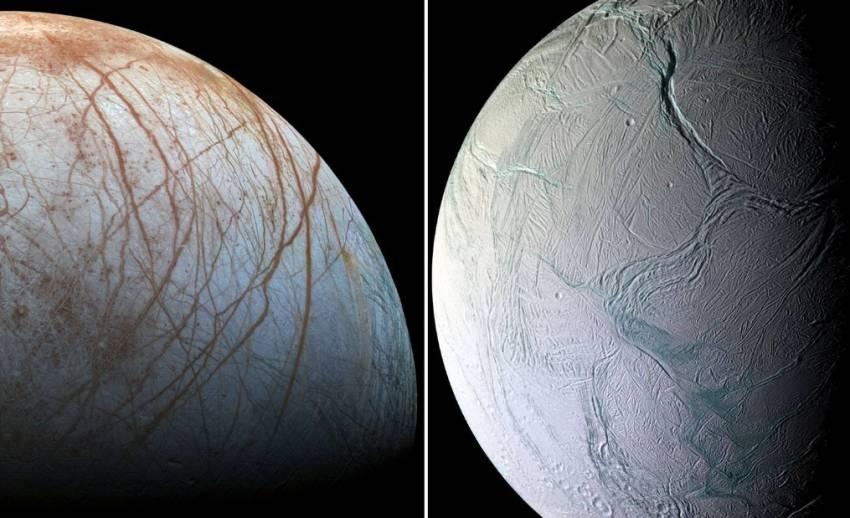 """""""นาซา""""แถลงค้นพบมหาสมุทรแห่งใหม่ในระบบสุริยะ มุ่งค้นหาสิ่งมีชีวิตนอกโลก"""