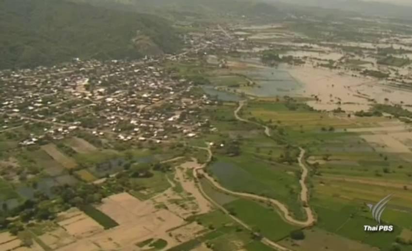 น้ำท่วมหนักในเอกวาดอร์ กระทบประชาชนกว่า 1.3 ล้านคน