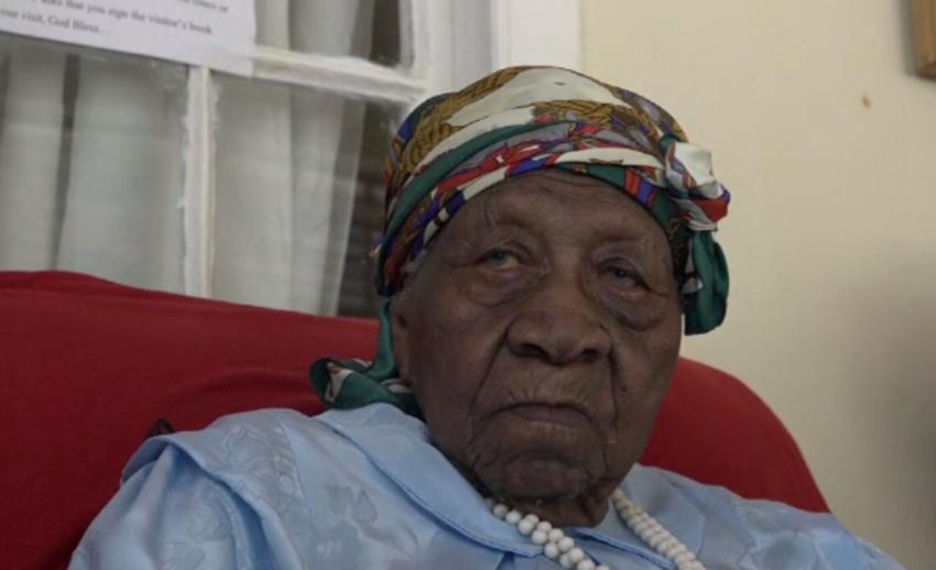 หญิงชาวจาเมกา 117 ปี ครองอายุยืนมากที่สุดในโลก