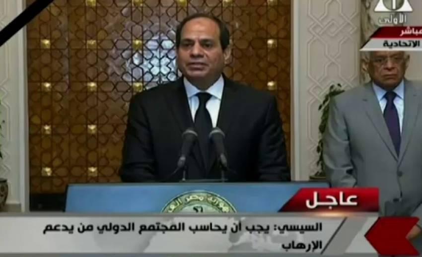 ผู้นำอียิปต์ประกาศภาวะฉุกเฉิน 3 เดือน หลังเกิดเหตุระเบิดที่โบสถ์คริสต์ 2 แห่ง