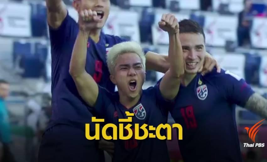 """ทีมชาติไทย พบ ยูเออี นัดชี้ชะตา """"เอเชียนคัพ 2019"""""""