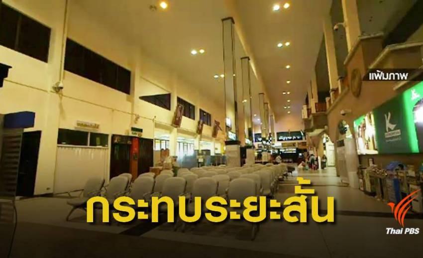 """ม.หอการค้าไทยประเมินพายุ """"ปาบึก"""" กระทบเศรษฐกิจใต้ 3,000 ล้าน"""
