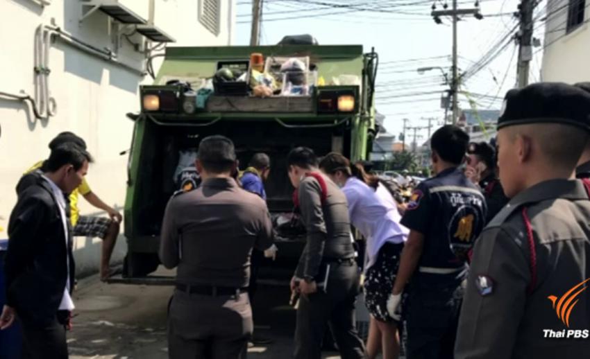 พบทารก 4 ศพ ถูกทิ้งในถังขยะ