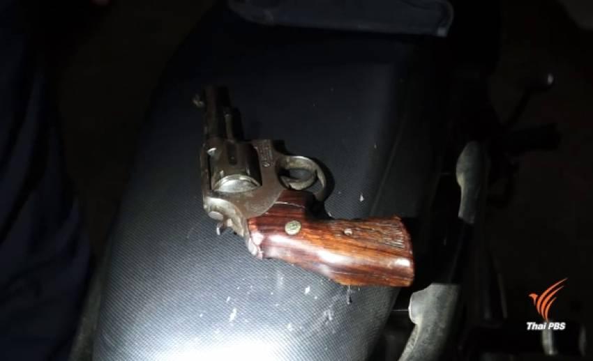 ตำรวจรถไฟอ้างถูกหยาม ปมยิงเพื่อนเสียชีวิตคาวงเหล้า 2 ศพ