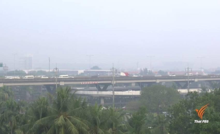 สภาพอากาศ กทม.อยู่ในเกณฑ์มาตรฐาน หลังฝนตกหนักหลายพื้นที่