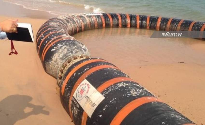 กรมเชื้อเพลิงธรรมชาติเผยไม่มีผู้สำรวจพลังงานอ่าวไทย ใช่ท่อขนาดเดียวกับพัดเข้าชายหาด
