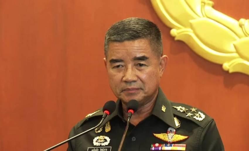 กห.สรุปบัญชีแต่งตั้งโยกย้ายนายทหารกลางปี 2561