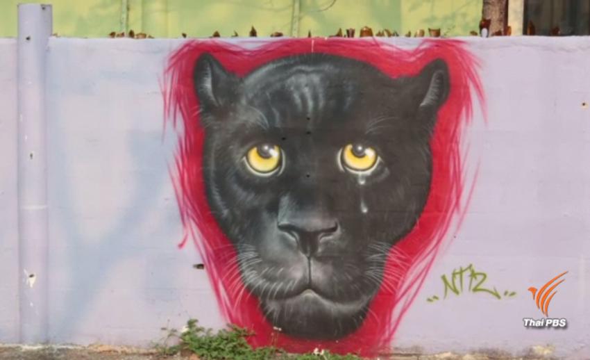 ประชาชนในภาคเหนือแสดงออกเชิงสัญลักษณ์ คดีฆ่าเสือดำ