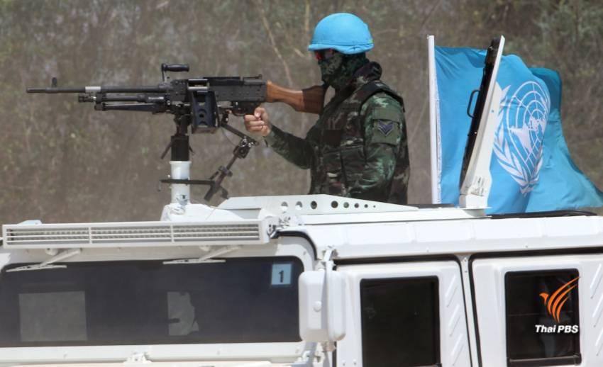 กองทัพไทย -ยูเอ็น ร่วมฝึกกองร้อยทหารช่างส่งช่วยภารกิจที่ซูดาน