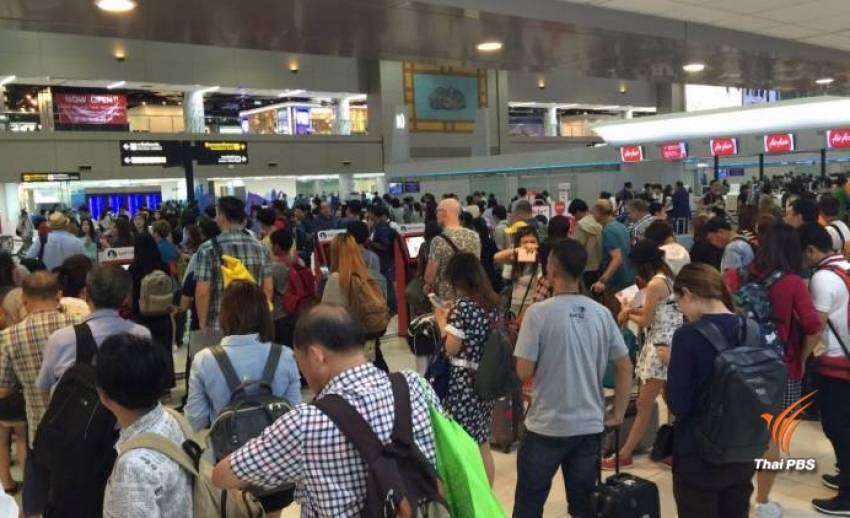 """การบินไทยห้ามผู้โดยสาร """"รอบเอวเกิน 56 นิ้ว - ทารกนั่งตัก"""" ขึ้นเครื่องบินรุ่นใหม่"""