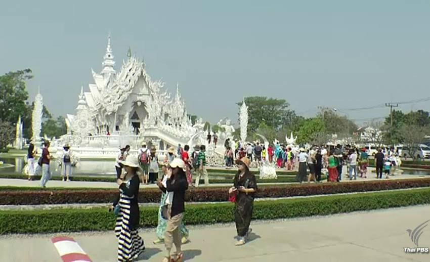 นักท่องเที่ยวจีนมาไทยต่ำกว่าเป้า คาดปีหน้าสถานการณ์ดีขึ้น