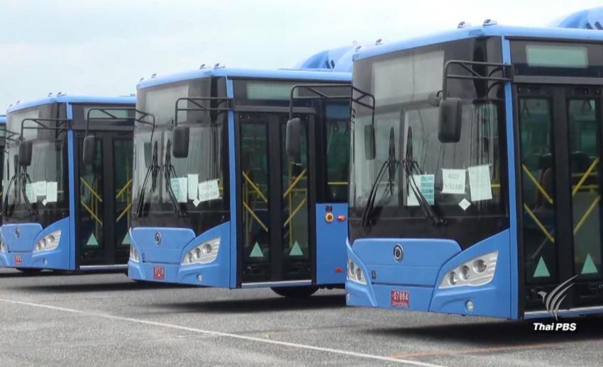 กรมศุลกากรเร่งตรวจสอบเอกชนเลี่ยงภาษีนำเข้ารถเมล์เอ็นจีวี