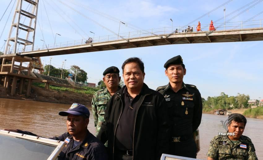 นอภ.ตะพานหิน จ.พิจิตร เร่งอนุรักษ์สิ่งแวดล้อมแม่น้ำน่านรับมือภัยแล้ง