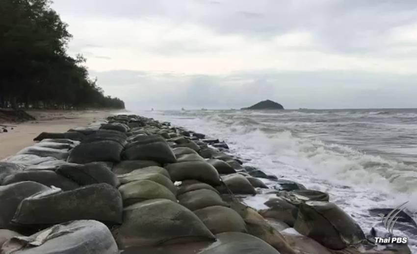 อุตุฯ เตือนภาคใต้ตอนล่างรับมือฝนตกหนัก-อ่าวไทยคลื่นลมแรง