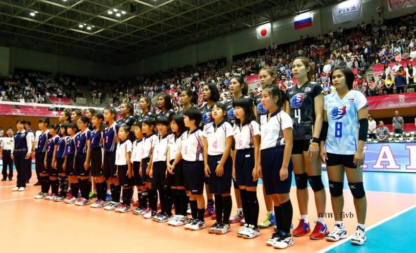 สาวไทย พ่าย เซอร์เบีย 0-3 เซต ส่งท้ายสนาม 3 ศึกวอลเลย์บอลเวิลด์กรังปรีซ์