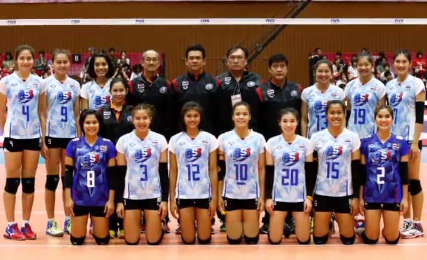 สาวไทย แพ้ ญี่ปุ่น 0-3 เซต ศึกวอลเลย์บอลเวิลด์กรังปรีซ์ สนาม 3